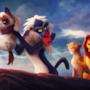Simba del Re Leone