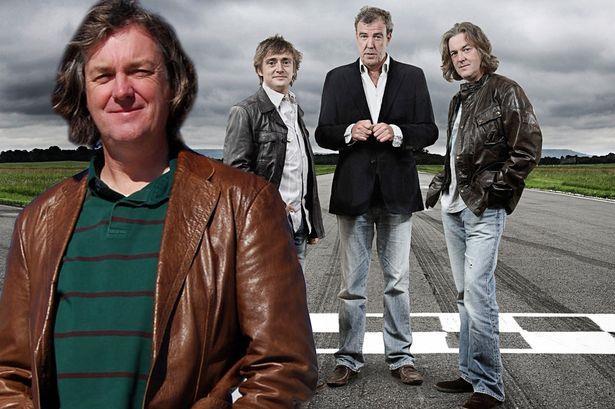 Il cast storico di Top Gear