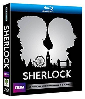 il cofanetto di Sherlock