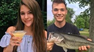 Michelle e Josh, i due ragazzi che hanno mandato avanti uno scherzo su Tinder per ben tre anni.