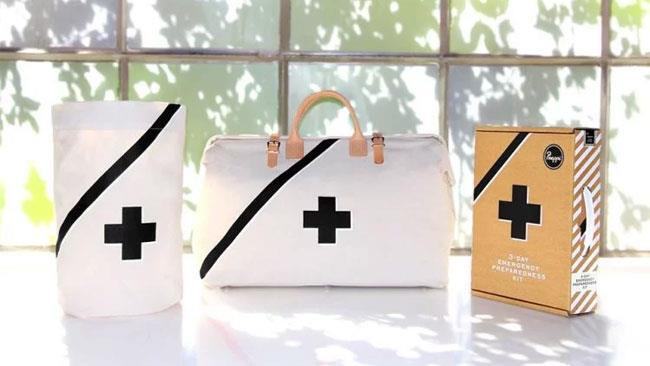 Preppi, il costoso kit d'emergenza
