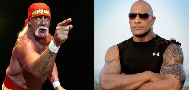 Hulk Hogan e Dwayne Johnson potrebbero essere ne I Mercenari 4