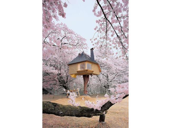 Casa del the tetsu a yamanashi in giappone for Case del giappone