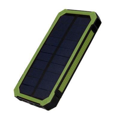 Il caricabatterie solare SenwuPower Bank - Regali sotto i 10 euro