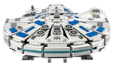 Il nuovo Millennium Falcon di LEGO