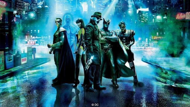 Il film di Watchmen