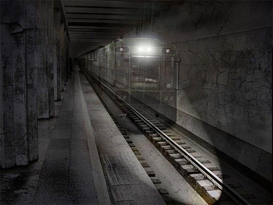In Cina è stato avvistato un treno fantasma