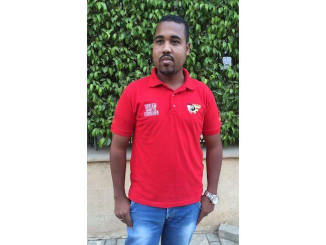 Sosia egiziano di Kanye West