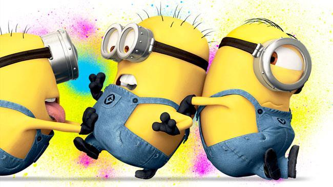 Stuart, Bob e Kevin: i Minions protagonisti del film