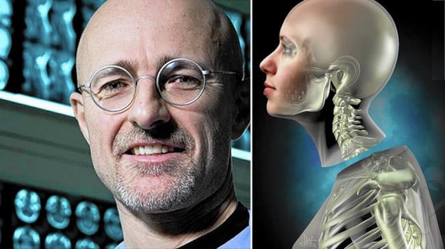 Il neurochirurgo italiano Sergio Canavero