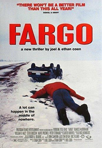 La locandina di Fargo