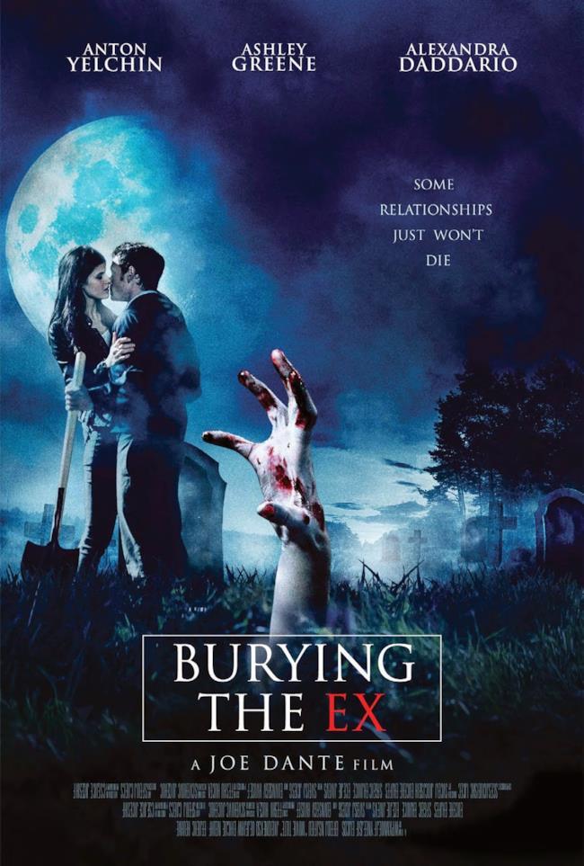 Burying the Ex è la nuova commedia-horror diretta da Joe Dante