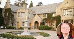 L'abitazione di Hugh Hefner è in vendita con sorpresa