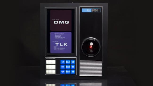 La riproduzione di HAL9000