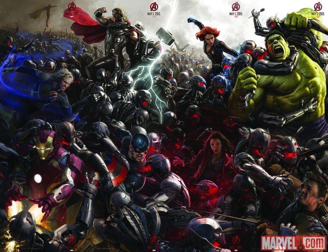 Immagine promozionale di Avengers: Age of Ultron