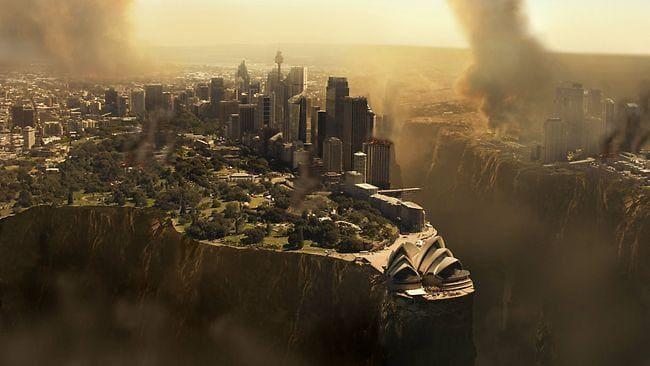 L'illustrazione della fine del mondo