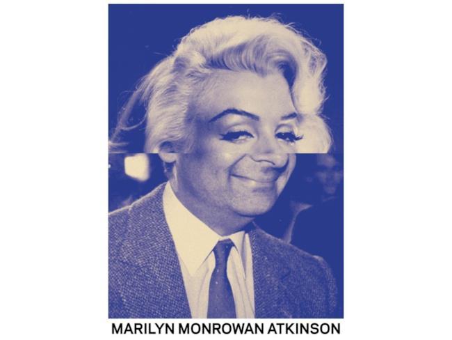 Mashup di Marilyn Monroe e Rowan Atkinson