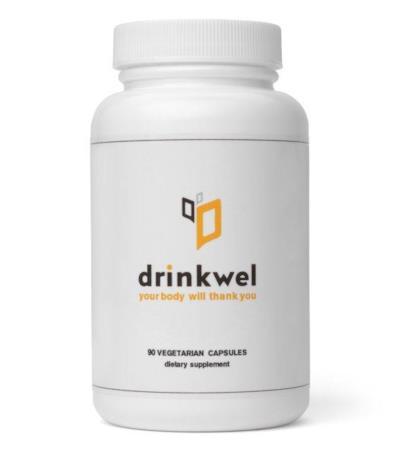 Il multivitaminico Drinkwel - Regali per la laurea