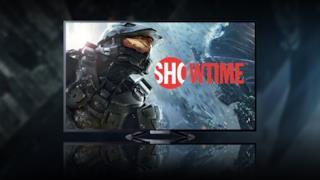 Un'immagine promozionale della serie TV di Showtime su Halo