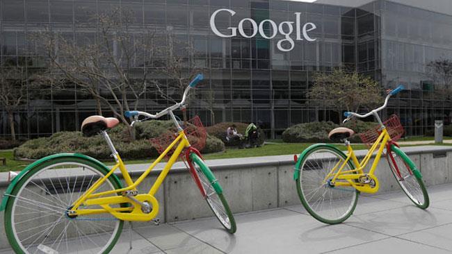 Le bici di Google