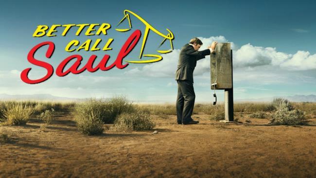 Un'immagine promozionale dello spinoff di Breaking Bad