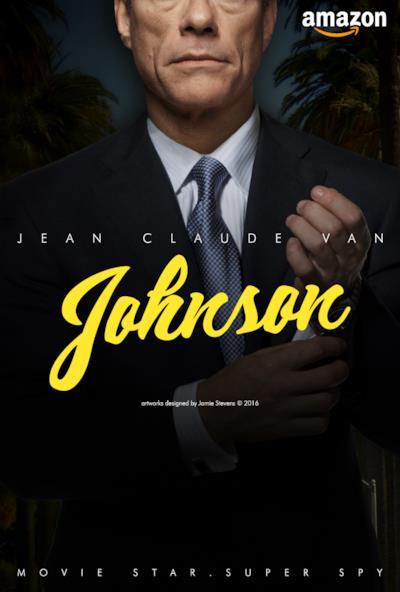 Jean-Claude Van Damme è Jean-Claude Van Johnson