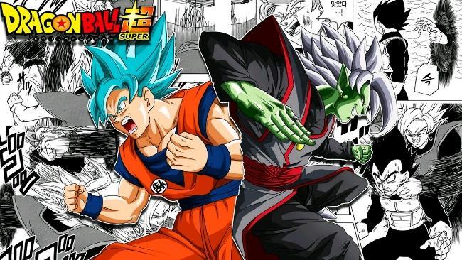 L'immagine promozionale del manga