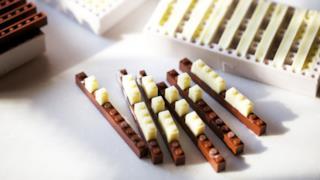 Lego edibili progetto di un designer