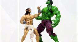Super Gesù Cristo contro Hulk