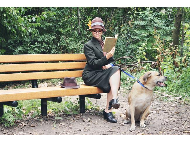 La scena in cui Anita trova il cappello di Rudy sulla panchina