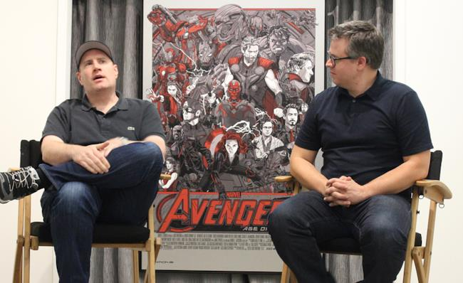 Kevin Feige e Jeremy Latcham parlano dei crossover tra film e serie TV Marvel