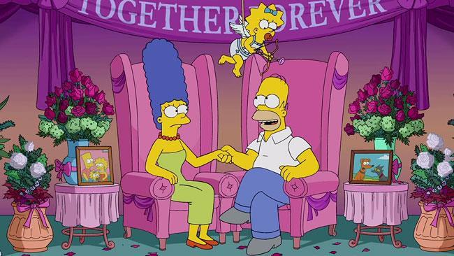 I coniugi Simpson smentiscono ogni notizia del loro divorzio (per ora)