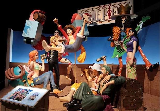 One Piece Exhibition del 2015