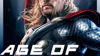 Thor promo poster per Age of Ultron