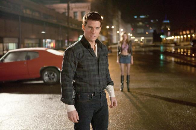 Il protagonista dei Jack Reacher, Tom Cruise