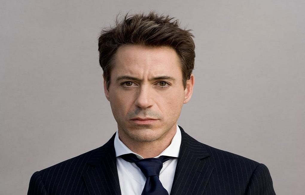 La foto dell'attore