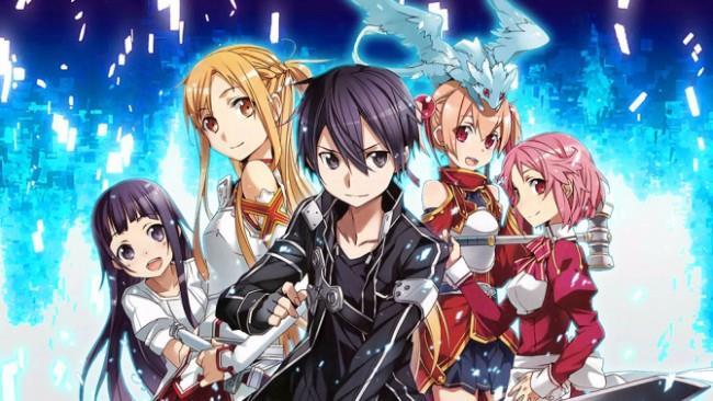 I personaggi del light novel