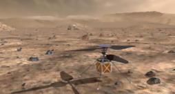 Il prototipo del mini elicottero