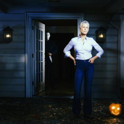 Laurie Strode e Michael Myers
