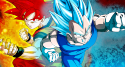 Goku e Vegeta in Dragon Ball Super