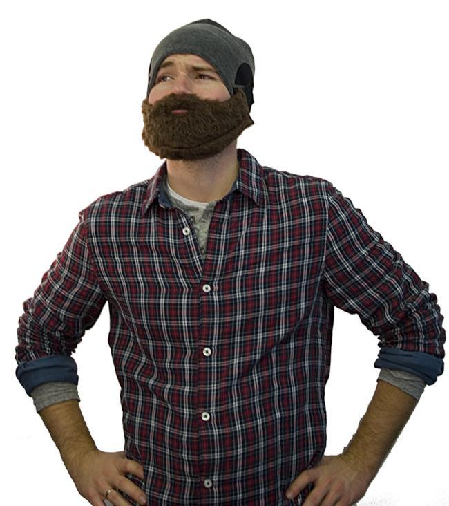Il fantastico cappello con barba unisex - Regali sotto i 100 euro