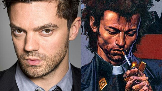 Dominic Cooper sarà Jesse Custer nella serie TV Preacher