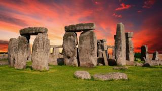 Il sito archeologico di Stonehenge