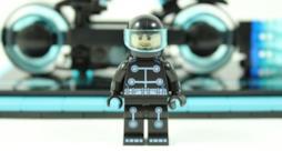 Un esempio di LEGO Tron, prossimamente nei negozi.