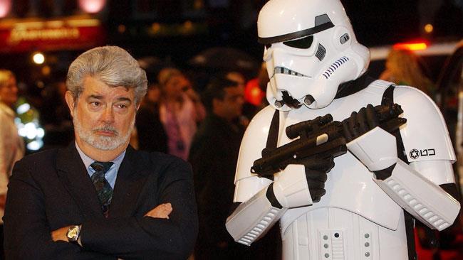 George Lucas fa ciao ciao alla regia di Star Wars