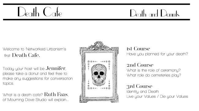 Locandina dell'evento Death Cafè