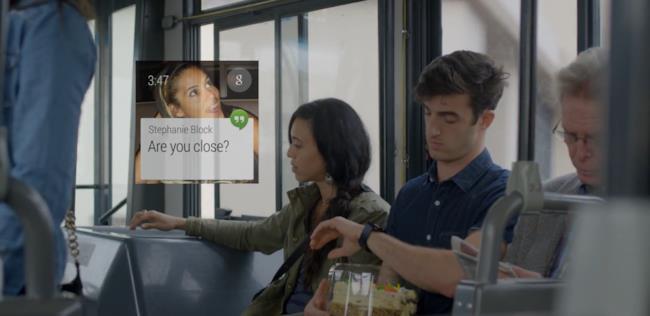 Promozione dei nuovi oggetti Android Wear