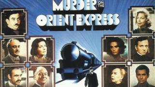 Poster del film Assassinio sull'Orient Express