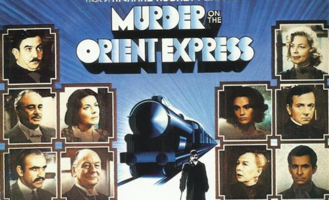 Poster del film Assassinio sull'Orient Express