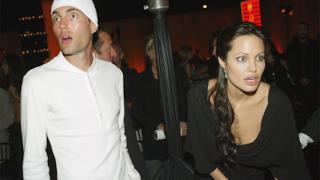 Angelina e suo fratello
